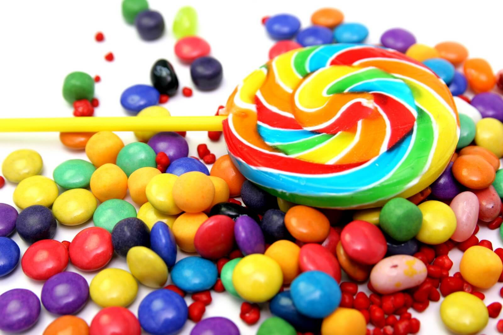 цукерки
