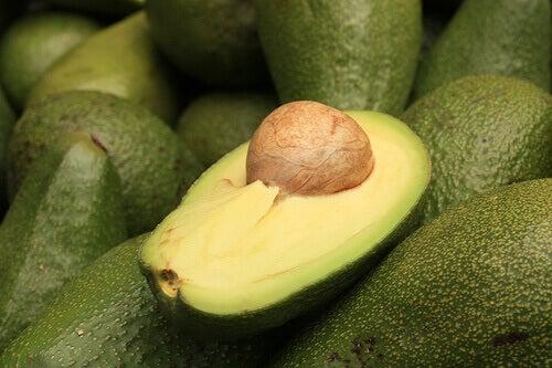 Авокадо для очищення печінки