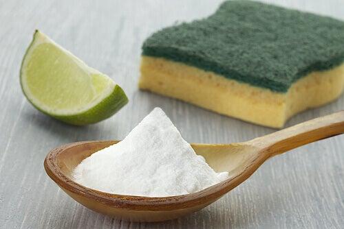 Як очистити свій будинок за допомогою харчової соди