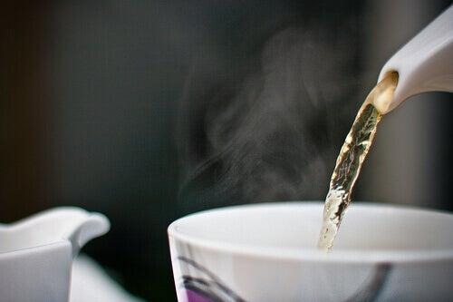поліпшення стану нервової системи з допомогою чаю