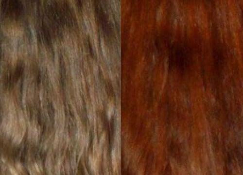 Фарбування волосся натуральними екстрактами можливе