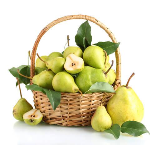 Корисні властивості груш