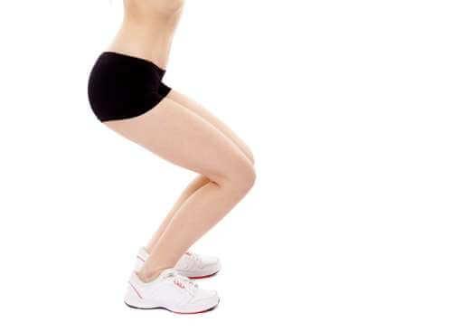 Найкращі вправи для тонусу ніг
