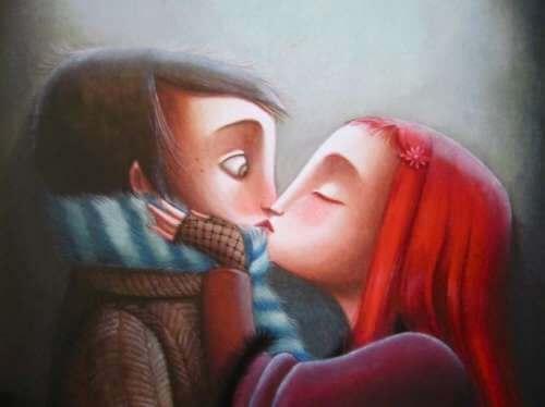 Поцілунки – це неймовірна користь для здоров'я