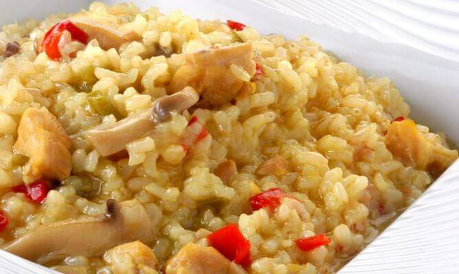рис цільного зерна