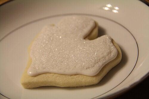 Використання цукру для десертів
