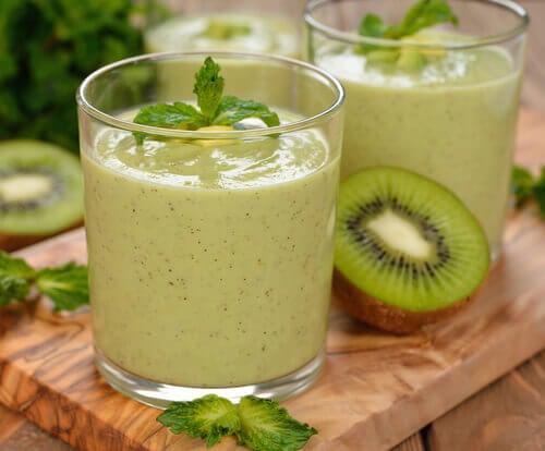 Зелені напої – найкращий засіб для спалювання жиру