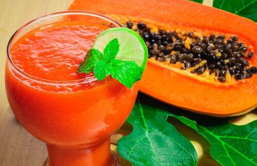 Papaya-spaluye-zhyr