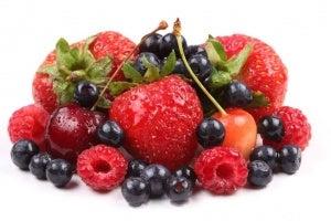 Ягоди щоб знизити рівень холестерину