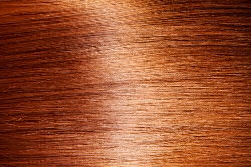 яблучний оцет для блиску волосся