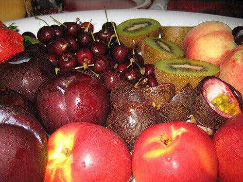 низькокалорійні фрукти
