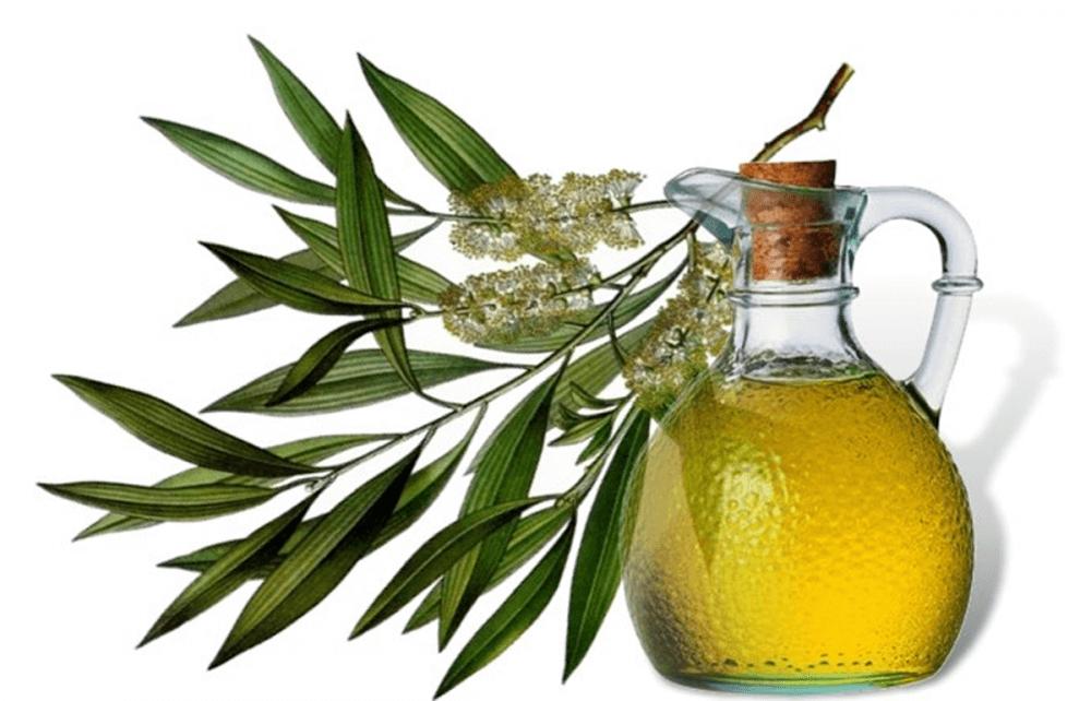 олій чайного дерева для лікування болю в спині