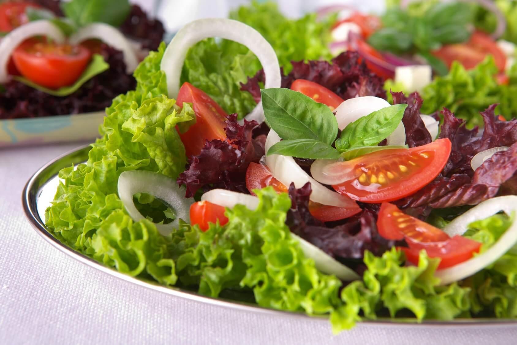 корисні салати