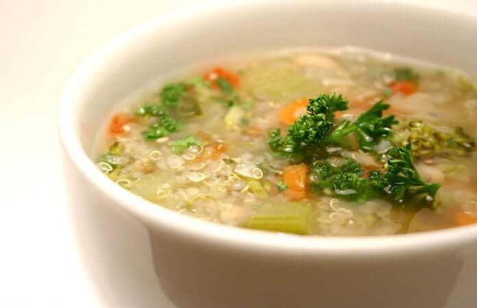 овочеві рецепти лікувальних супів