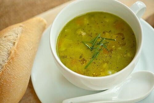 сучасні рецепти лікувальних супів