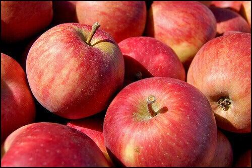 яблука - це фрукти, які допомагають схуднути