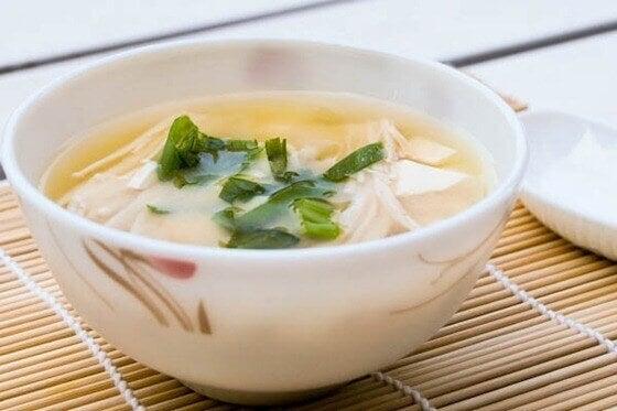 Японський суп та дієта