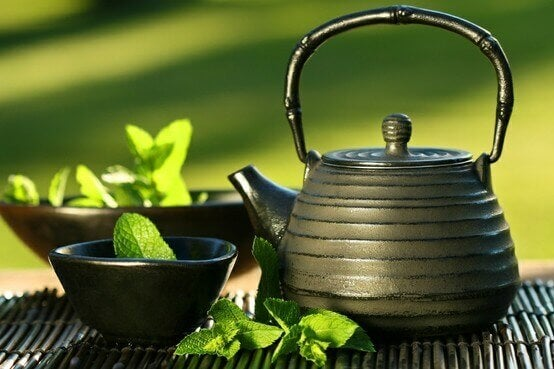 Зелений чай та дієта