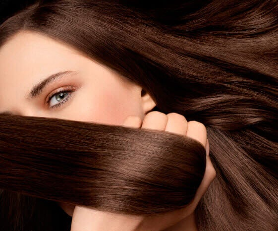 шовковисте волосся