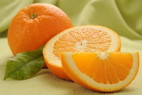 вітамін С від бородавок
