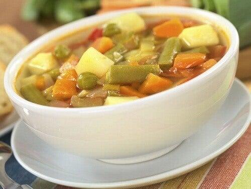 Рецепти смачних овочевих супів