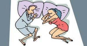 положення під час сну