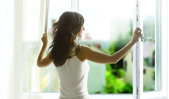 для видалення негативної енергії провітрюйте будинок