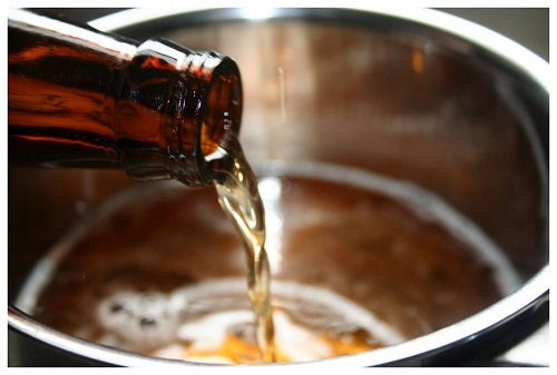 пиво зміцнює кістки