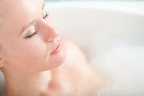 перекис водню ванна