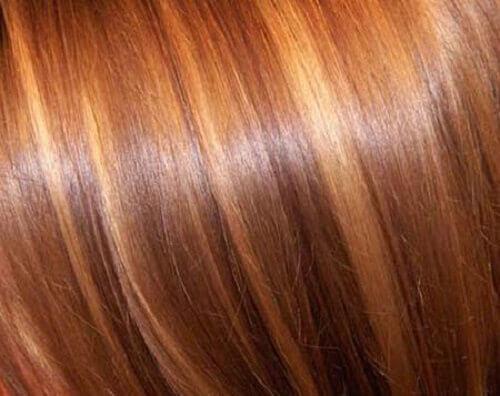 Природні способи освітлення волосся