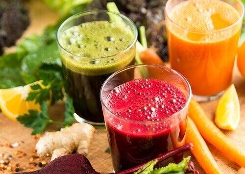 Фруктові напої для швидкого й здорового схуднення