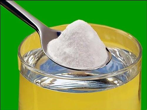 харчова сода від бородавок