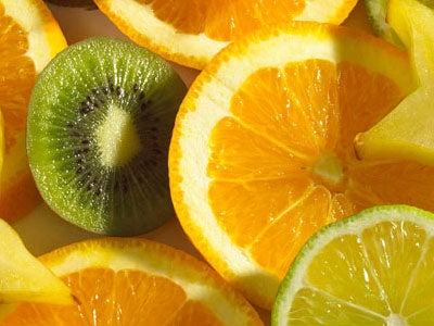 Апельсин і ківі