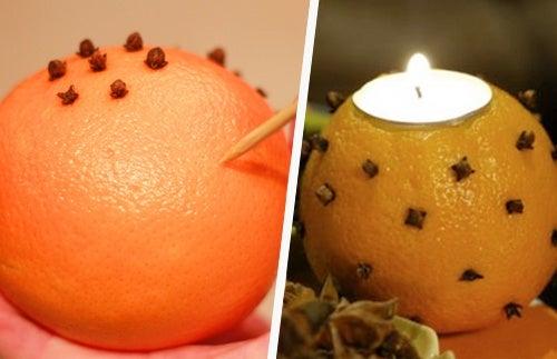 Освіжіть свій дім за допомогою натуральних запахів