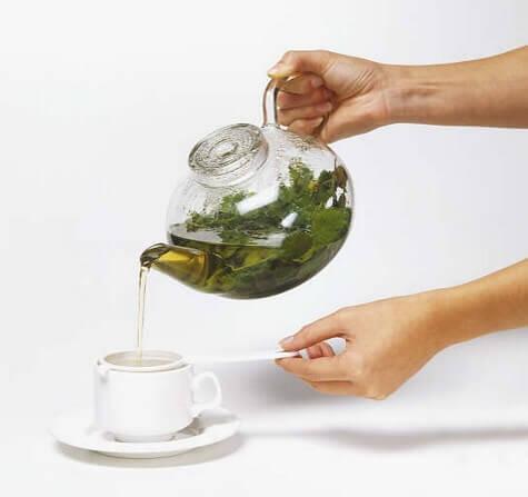 чай для бронхів