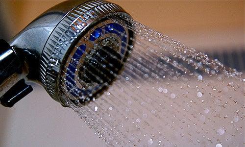 як приймати душ