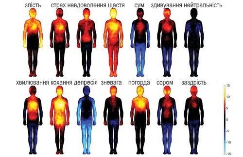 Як негативні емоції шкодять організму