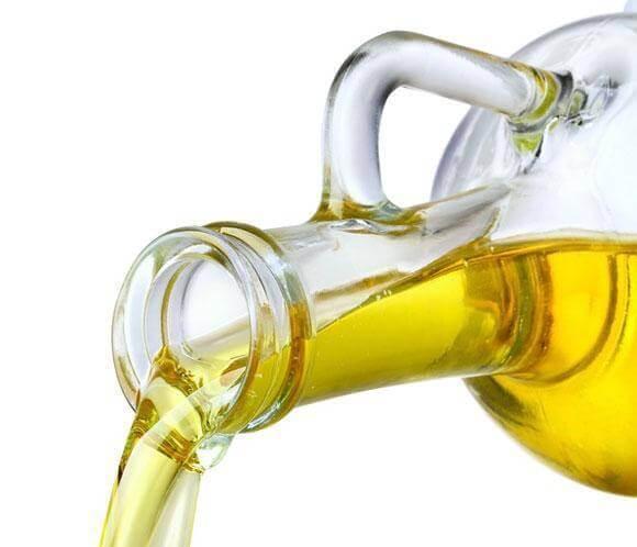 пілінг з оливковою олією