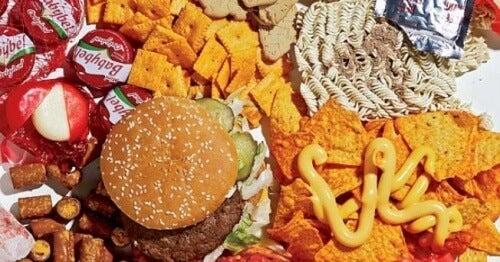 фаст фуд може містити канцерогенні речовини