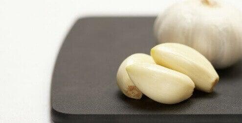 часник від грибка нігтів