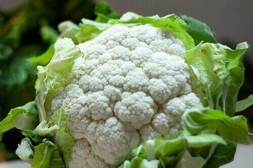 Дивовижні властивості цвітної капусти, про які ви навіть не здогадувались