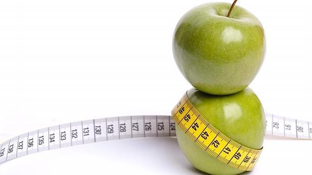 зелені яблука допомагають схуднути