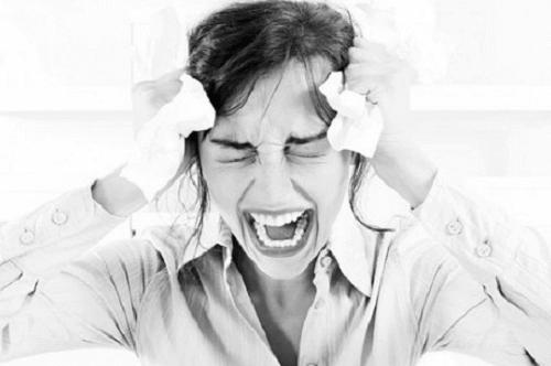 Стрес впливає на передчасне старіння