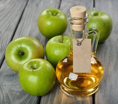 як поєднати яблучний оцет та соду