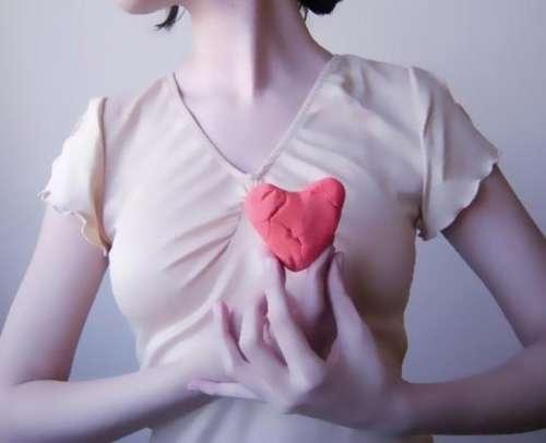 пронизливий біль в грудях