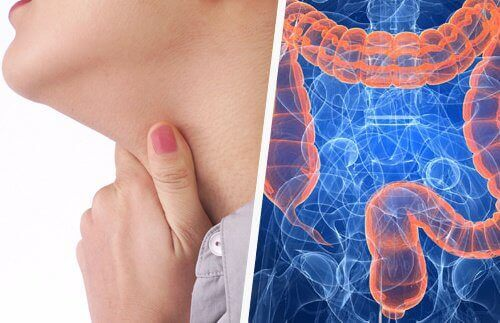 Який зв'язок між захворюваннями горла і кишечника