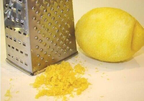 цедра лимону
