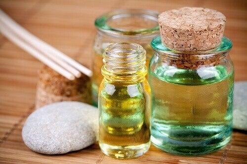 4 олії для відновлення пошкодженого волосся