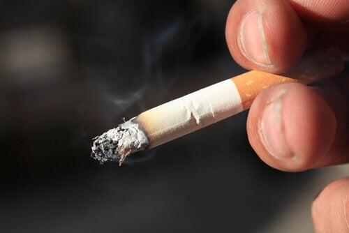 тютюнопаління - фактор ризику виникнення раку
