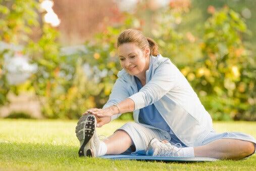 виконання фізичних вправ допоможе вам бути енергійними
